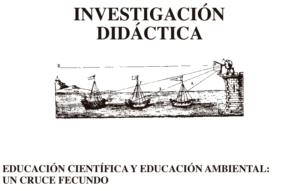 Educación cientifica-ambiental